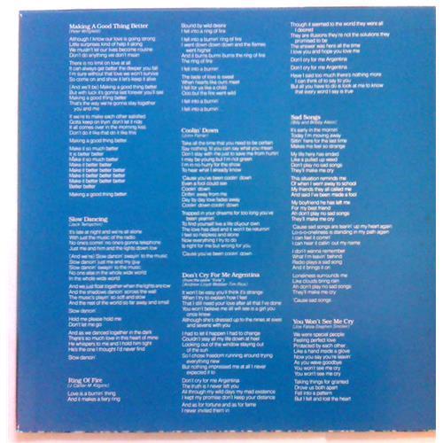 Картинка  Виниловые пластинки  Olivia Newton-John – Making A Good Thing Better / EMS-80800 в  Vinyl Play магазин LP и CD   04046 2