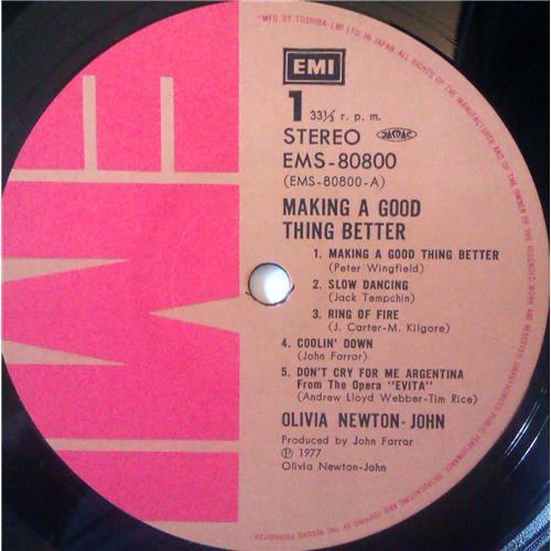 Картинка  Виниловые пластинки  Olivia Newton-John – Making A Good Thing Better / EMS-80800 в  Vinyl Play магазин LP и CD   04046 4