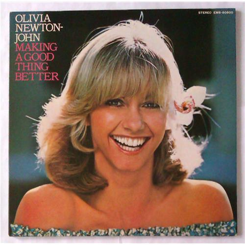 Виниловые пластинки  Olivia Newton-John – Making A Good Thing Better / EMS-80800 в Vinyl Play магазин LP и CD  04875