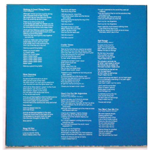 Картинка  Виниловые пластинки  Olivia Newton-John – Making A Good Thing Better / EMS-80800 в  Vinyl Play магазин LP и CD   04875 1