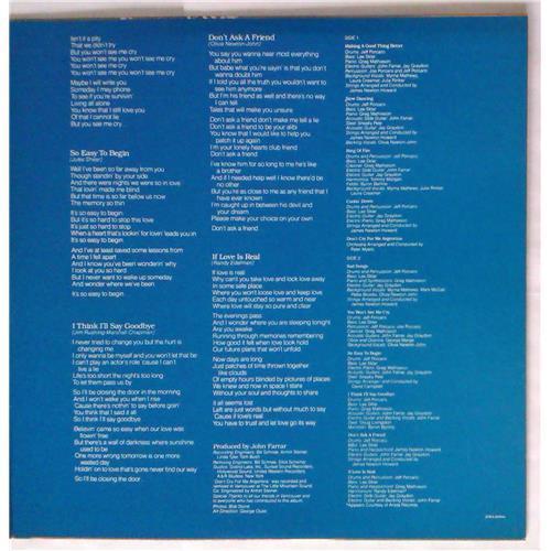 Картинка  Виниловые пластинки  Olivia Newton-John – Making A Good Thing Better / EMS-80800 в  Vinyl Play магазин LP и CD   04875 2