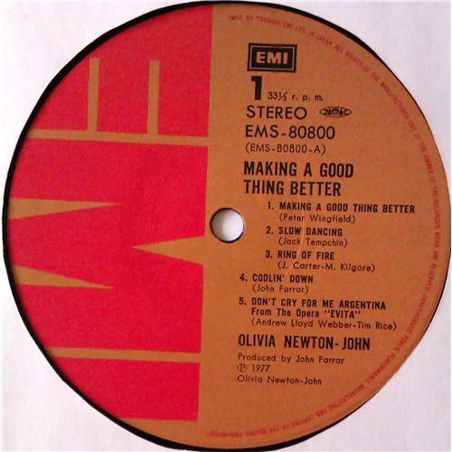 Картинка  Виниловые пластинки  Olivia Newton-John – Making A Good Thing Better / EMS-80800 в  Vinyl Play магазин LP и CD   04875 6