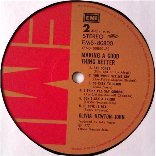 Картинка  Виниловые пластинки  Olivia Newton-John – Making A Good Thing Better / EMS-80800 в  Vinyl Play магазин LP и CD   04875 7