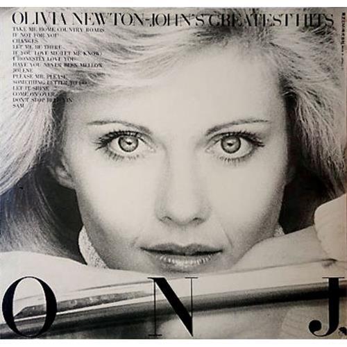 Картинка  Виниловые пластинки  Olivia Newton-John – Olivia Newton-John's Greatest Hits / EMS-80960 в  Vinyl Play магазин LP и CD   00727 1
