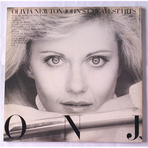 Картинка  Виниловые пластинки  Olivia Newton-John – Olivia Newton-John's Greatest Hits / EMS-80960 в  Vinyl Play магазин LP и CD   05710 3
