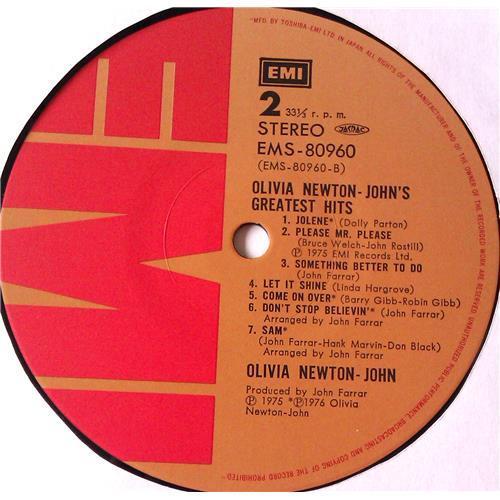Картинка  Виниловые пластинки  Olivia Newton-John – Olivia Newton-John's Greatest Hits / EMS-80960 в  Vinyl Play магазин LP и CD   05710 7