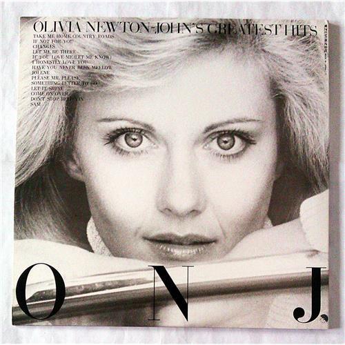 Картинка  Виниловые пластинки  Olivia Newton-John – Olivia Newton-John's Greatest Hits / EMS-80960 в  Vinyl Play магазин LP и CD   07264 3