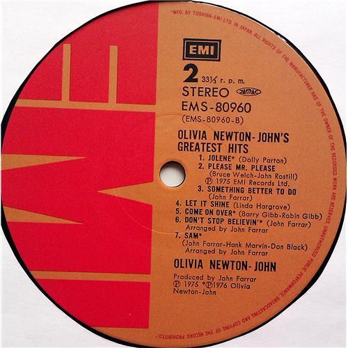 Картинка  Виниловые пластинки  Olivia Newton-John – Olivia Newton-John's Greatest Hits / EMS-80960 в  Vinyl Play магазин LP и CD   07264 6