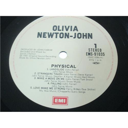 Картинка  Виниловые пластинки  Olivia Newton-John – Physical / EMS-91035 в  Vinyl Play магазин LP и CD   04019 4