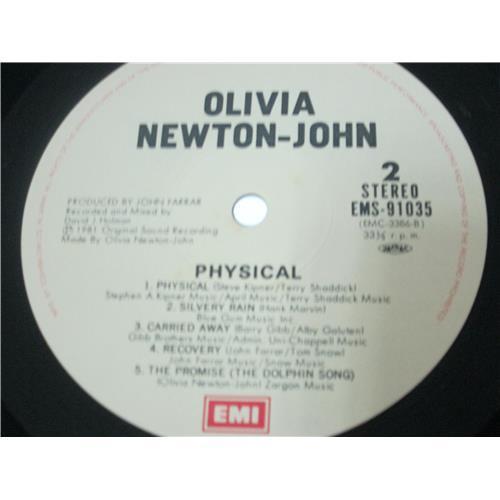 Картинка  Виниловые пластинки  Olivia Newton-John – Physical / EMS-91035 в  Vinyl Play магазин LP и CD   04019 5