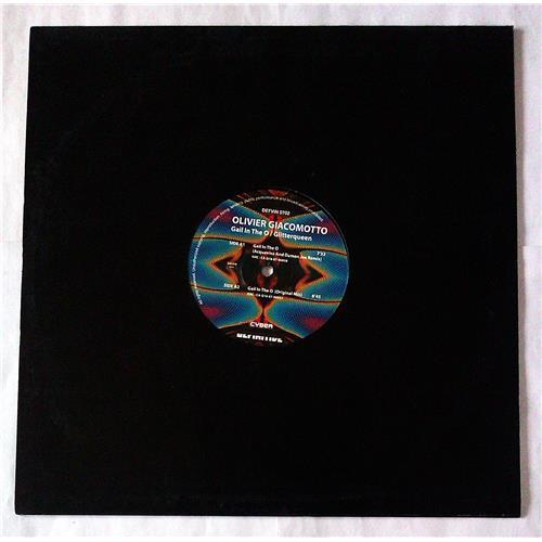 Виниловые пластинки  Olivier Giacomotto – Gail In The O / Glitterqueen / DEFVIN 0702 в Vinyl Play магазин LP и CD  07122