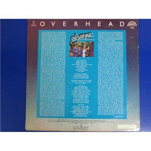 Картинка  Виниловые пластинки  Olympic – Overhead / 1 13 2380 в  Vinyl Play магазин LP и CD   05020 1