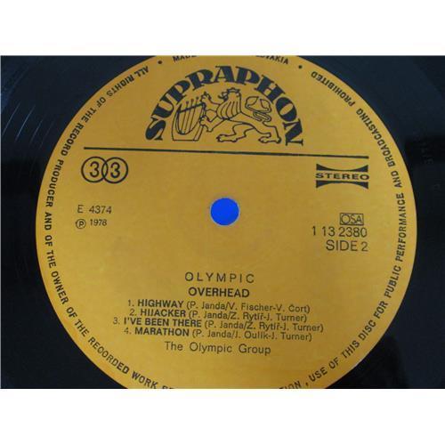 Картинка  Виниловые пластинки  Olympic – Overhead / 1 13 2380 в  Vinyl Play магазин LP и CD   05020 3