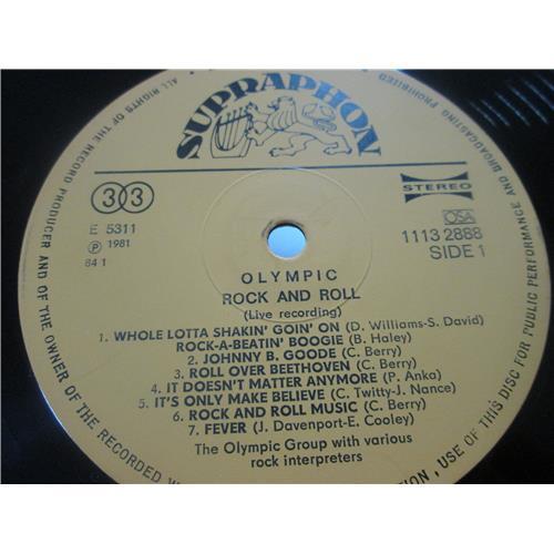 Картинка  Виниловые пластинки  Olympic – Rock And Roll / 1113 2888 в  Vinyl Play магазин LP и CD   03034 2