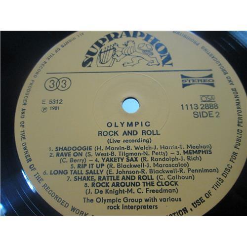 Картинка  Виниловые пластинки  Olympic – Rock And Roll / 1113 2888 в  Vinyl Play магазин LP и CD   03034 3