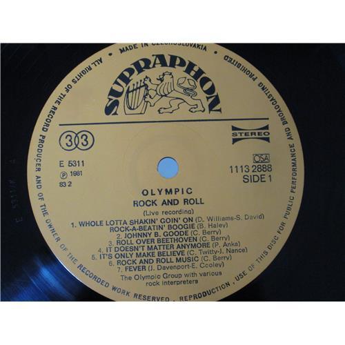 Картинка  Виниловые пластинки  Olympic – Rock And Roll / 1113 2888 в  Vinyl Play магазин LP и CD   04953 2