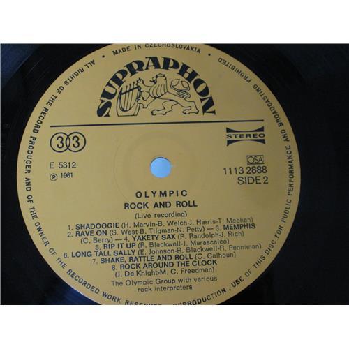 Картинка  Виниловые пластинки  Olympic – Rock And Roll / 1113 2888 в  Vinyl Play магазин LP и CD   04953 3