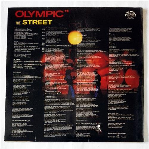 Картинка  Виниловые пластинки  Olympic – The Street / 1113 3127 в  Vinyl Play магазин LP и CD   07304 1