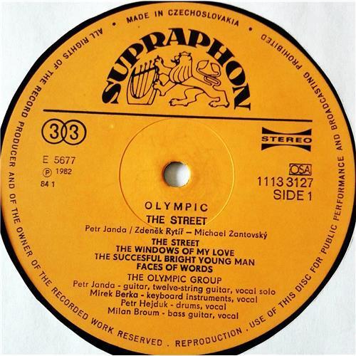 Картинка  Виниловые пластинки  Olympic – The Street / 1113 3127 в  Vinyl Play магазин LP и CD   07304 2