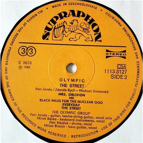 Картинка  Виниловые пластинки  Olympic – The Street / 1113 3127 в  Vinyl Play магазин LP и CD   07304 3