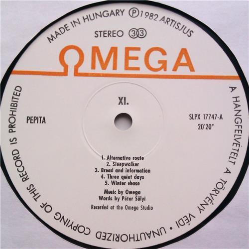 Картинка  Виниловые пластинки  Omega – XI. / SLPX 17747 в  Vinyl Play магазин LP и CD   06274 4