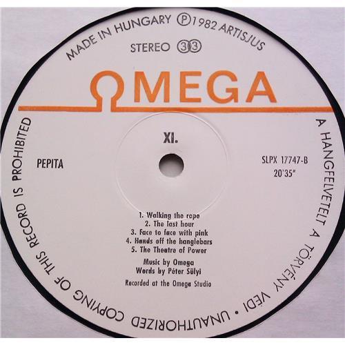 Картинка  Виниловые пластинки  Omega – XI. / SLPX 17747 в  Vinyl Play магазин LP и CD   06274 5
