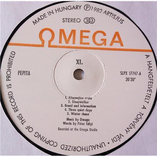 Картинка  Виниловые пластинки  Omega – XI. / SLPX 17747 в  Vinyl Play магазин LP и CD   06892 4