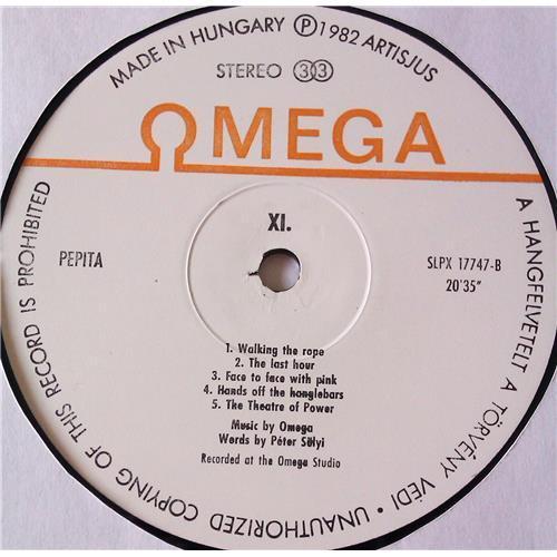 Картинка  Виниловые пластинки  Omega – XI. / SLPX 17747 в  Vinyl Play магазин LP и CD   06892 5