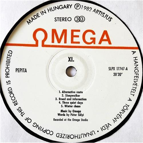Картинка  Виниловые пластинки  Omega – XI. / SLPX 17747 в  Vinyl Play магазин LP и CD   09003 2