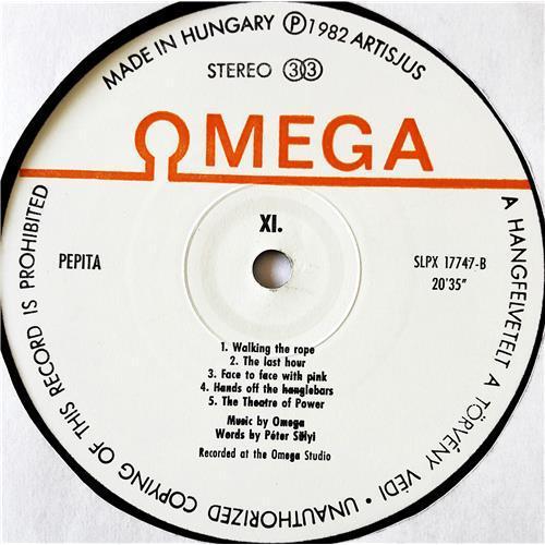 Картинка  Виниловые пластинки  Omega – XI. / SLPX 17747 в  Vinyl Play магазин LP и CD   09003 3
