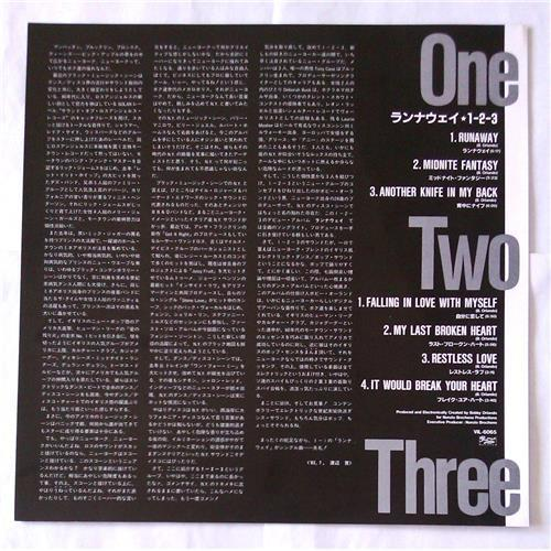Картинка  Виниловые пластинки  One-Two-Three – One-Two-Three / VIL-6065 в  Vinyl Play магазин LP и CD   06808 2