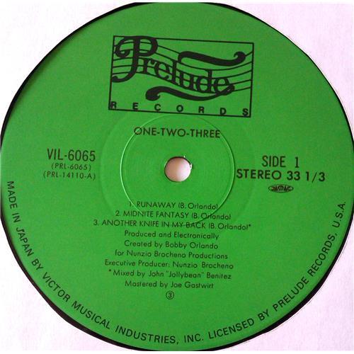 Картинка  Виниловые пластинки  One-Two-Three – One-Two-Three / VIL-6065 в  Vinyl Play магазин LP и CD   06808 4