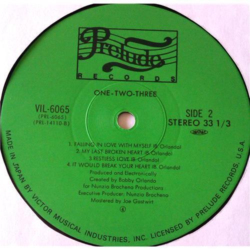 Картинка  Виниловые пластинки  One-Two-Three – One-Two-Three / VIL-6065 в  Vinyl Play магазин LP и CD   06808 5