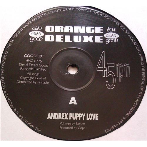Картинка  Виниловые пластинки  Orange Deluxe – Love Slug / Andrex Puppy Love / Good 38 T в  Vinyl Play магазин LP и CD   05644 2