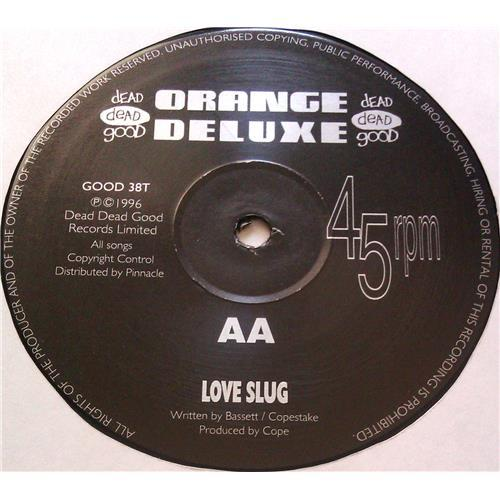 Картинка  Виниловые пластинки  Orange Deluxe – Love Slug / Andrex Puppy Love / Good 38 T в  Vinyl Play магазин LP и CD   05644 3