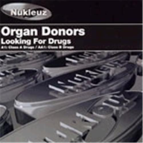 Виниловые пластинки  Organ Donors – Looking For Drugs / 0545 PNUK в Vinyl Play магазин LP и CD  00284