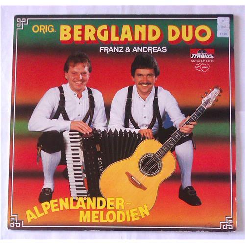 Виниловые пластинки  Orig. Bergland Duo – Alpenlander - Melodien / 63 785 в Vinyl Play магазин LP и CD  06686