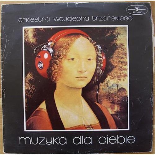 Виниловые пластинки  Orkiestra Wojciecha Trzcinskiego – Muzyka Dla Ciebie / SX 1472 в Vinyl Play магазин LP и CD  02840