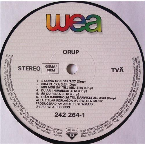 Картинка  Виниловые пластинки  Orup – Orup / 242 264-1 в  Vinyl Play магазин LP и CD   05844 5