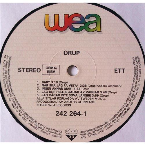 Картинка  Виниловые пластинки  Orup – Orup / 242 264-1 в  Vinyl Play магазин LP и CD   05845 4