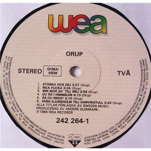 Картинка  Виниловые пластинки  Orup – Orup / 242 264-1 в  Vinyl Play магазин LP и CD   05845 5