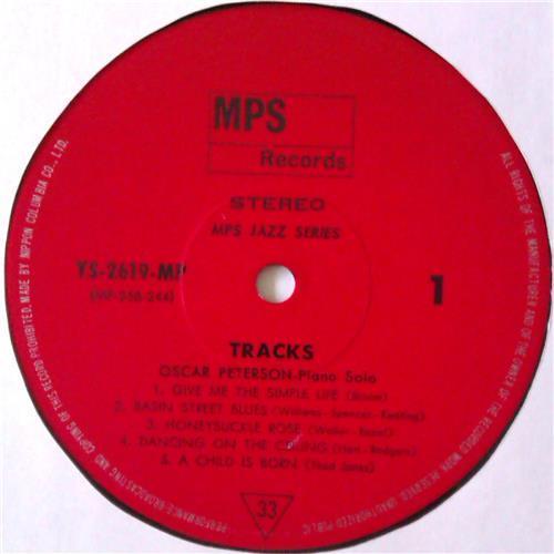 Картинка  Виниловые пластинки  Oscar Peterson – Tracks / YS-2619-MP в  Vinyl Play магазин LP и CD   04582 4