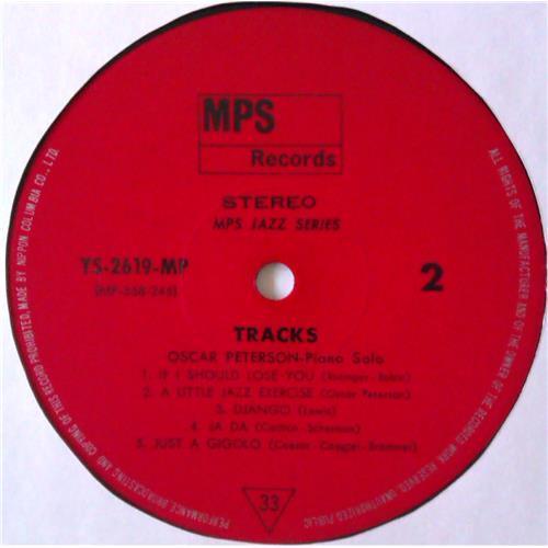 Картинка  Виниловые пластинки  Oscar Peterson – Tracks / YS-2619-MP в  Vinyl Play магазин LP и CD   04582 5