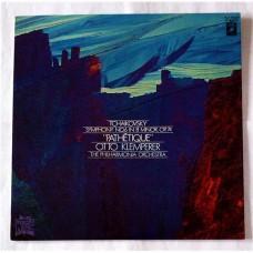 Otto Klemperer, The Philharmonia Orchestra – Tchaikovsky: Symphony No.6 In B Minor, Op.74 'Pathetique' / KJ1624