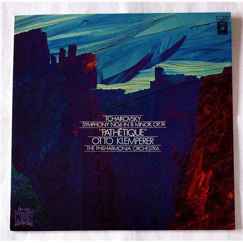 Виниловые пластинки  Otto Klemperer, The Philharmonia Orchestra – Tchaikovsky: Symphony No.6 In B Minor, Op.74 'Pathetique' / KJ1624 в Vinyl Play магазин LP и CD  07266