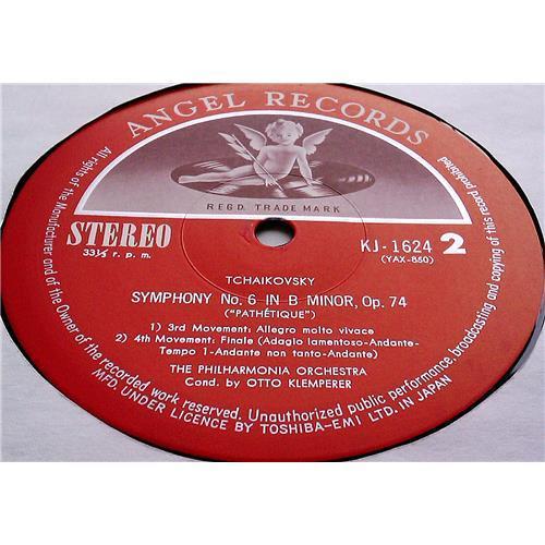 Картинка  Виниловые пластинки  Otto Klemperer, The Philharmonia Orchestra – Tchaikovsky: Symphony No.6 In B Minor, Op.74 'Pathetique' / KJ1624 в  Vinyl Play магазин LP и CD   07266 3