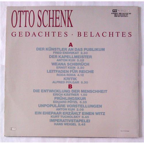 Картинка  Виниловые пластинки  Otto Schenk – Gedachtes - Belachtes / 120038 AO в  Vinyl Play магазин LP и CD   06030 1