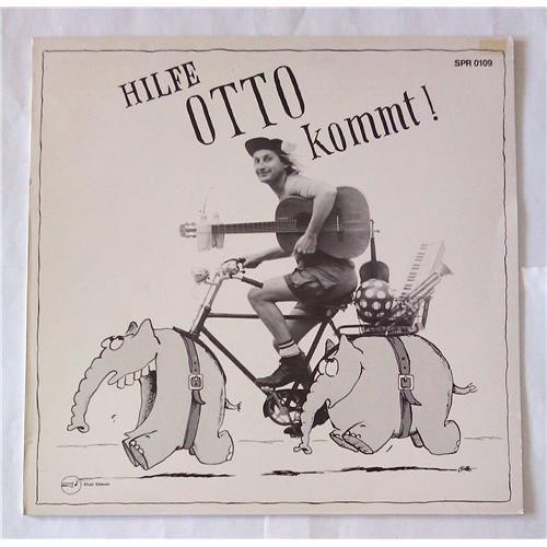 Виниловые пластинки  Otto Waalkes – Hilfe Otto Kommt! / SPR 0109 в Vinyl Play магазин LP и CD  06969