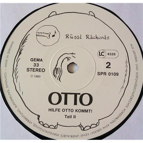 Картинка  Виниловые пластинки  Otto Waalkes – Hilfe Otto Kommt! / SPR 0109 в  Vinyl Play магазин LP и CD   06969 3