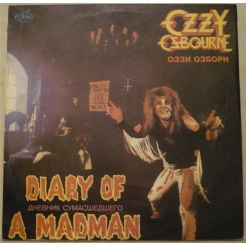 Виниловые пластинки  Ozzy Osbourne – Diary Of A Madman / П93-00299-300 в Vinyl Play магазин LP и CD  02797